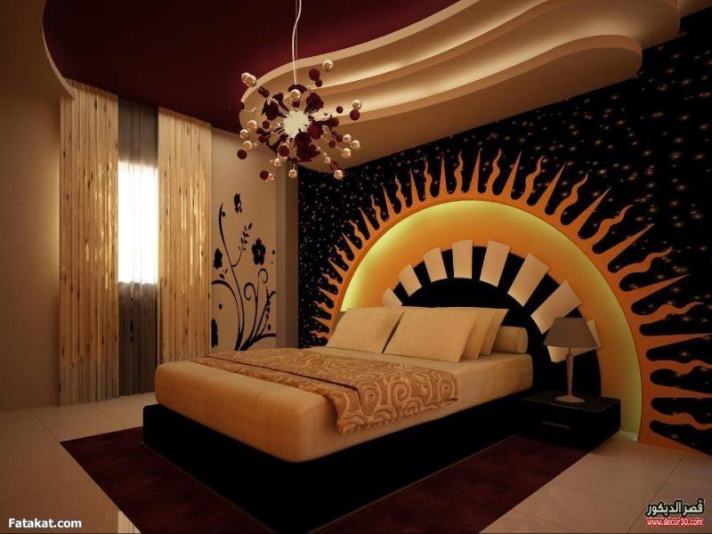 تصاميم جبس بورد لغرف النوم أحدث أشكال جبس بورد 2018 قصر الديكور