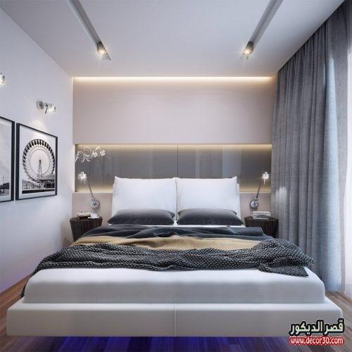 تصميم جبس غرف نوم فنادق