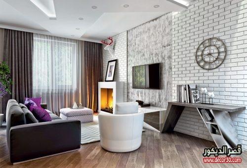 تصميم منازل تركية بسيطة