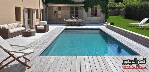 حمامات سباحة عالمية
