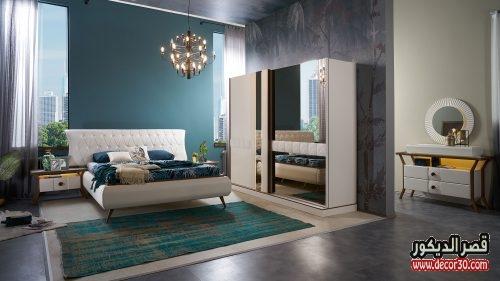 ديكورات غرف نوم للعرسان بسيطة
