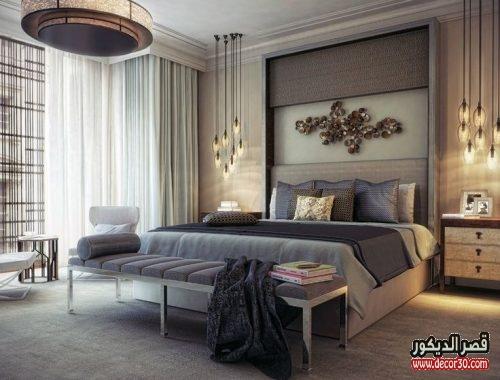 ديكورات غرف نوم للكبار
