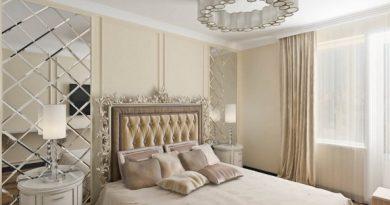 ديكورات غرف نوم هادئة