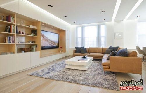 ديكور صالونات منازل بسيط