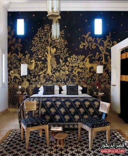 ديكور غرف النوم للمتزوجين