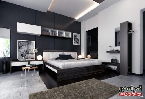 ديكور غرف نوم تركية