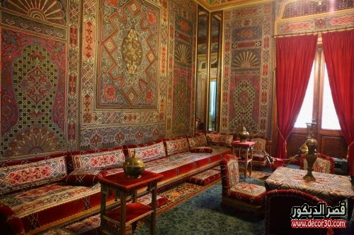 ديكور منازل تركية من الداخل
