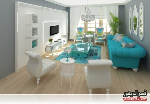ديكور منازل تركية 2018
