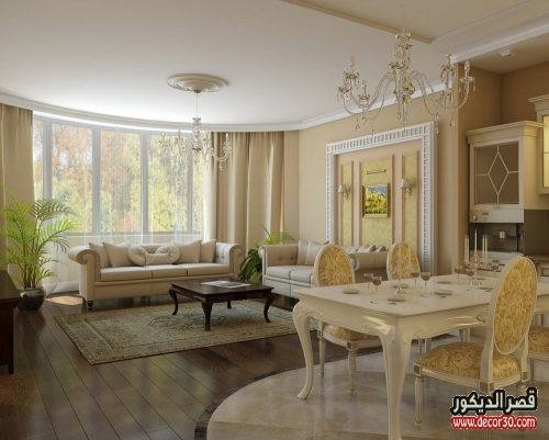 ديكور منازل تركي