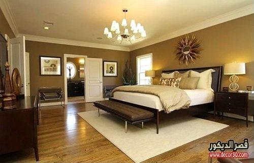 صبغ جدران غرف نوم للعرسان