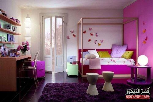 غرفة بناتي رقيقة جدا