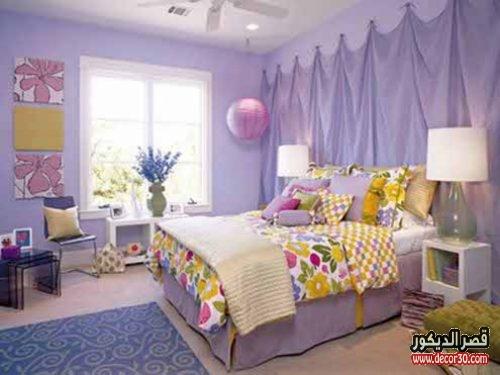 غرفة نوم بناتي