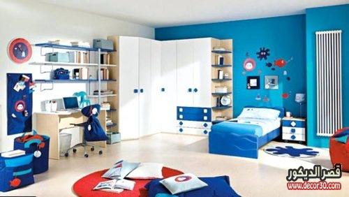 ديكورات غرف اطفال 2020