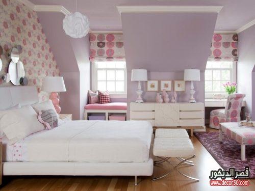 غرف نوم صغيرة للبنات