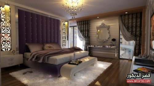غرف نوم فخمه للبنات