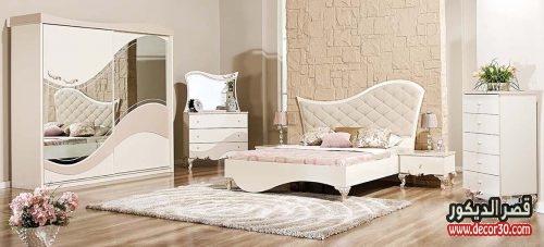 غرف نوم للعرسان مصرية