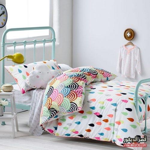 مفارش سرير اطفال من ايكيا 2019