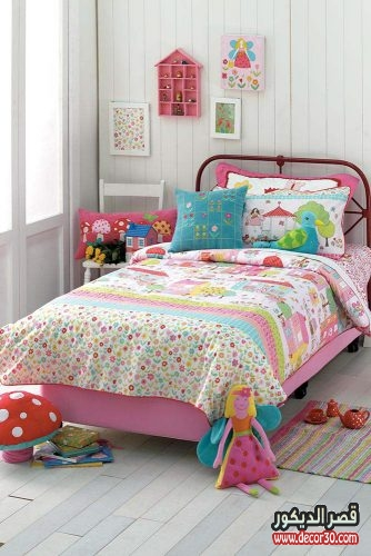 مفارش سرير اطفال ستان