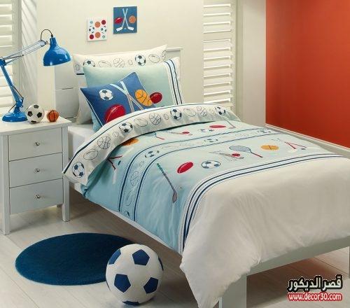 مفرش سرير اطفال