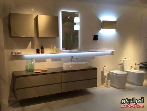 وحدات اضاءة الحمام
