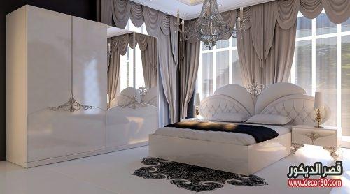 اجمل ديكورات غرف النوم المودرن