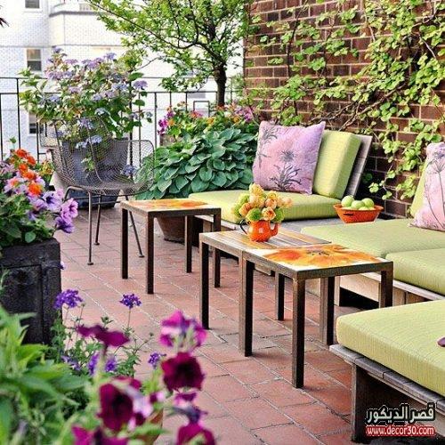 Beautiful Outdoor Patio Decor