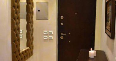 ديكور ممرات منازل تركية, مداخل بيوت من الداخل
