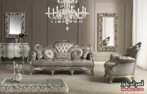 classic italian furniture salon