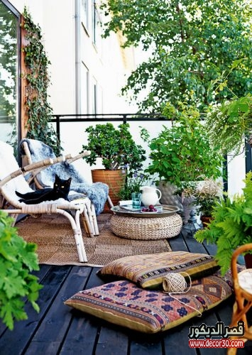 outdoor decorating ideas for small spaces 2