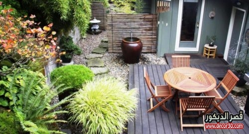 Small Garden Decoration Ideas Decorating Small Garden Landscape Ideas For Unwinding Time | Home