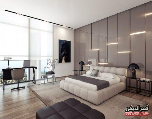 أفضل ألوان الحوائط لغرف النوم