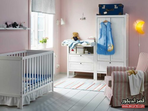 افضل غرف نوم اطفال حديثي الولادة