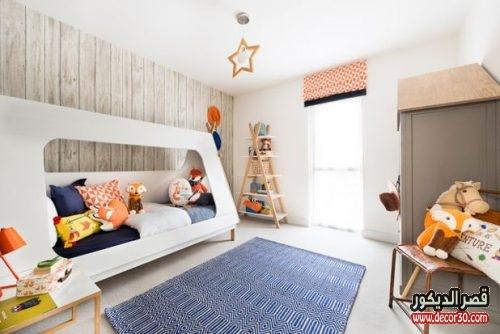 تصاميم غرف نوم أطفال 2018
