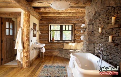 تصميمات حمامات بأشكال غريبة