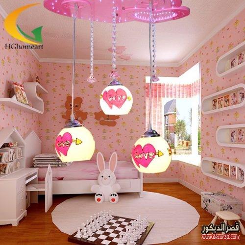 تصميمات نجف غرف اطفال