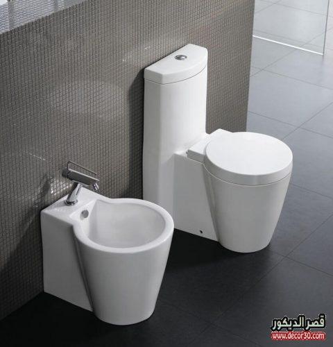 تصميم حمام صغير على طراز الفنادق