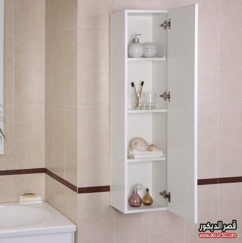 ديكورات حمامات صغيرة مختلفه