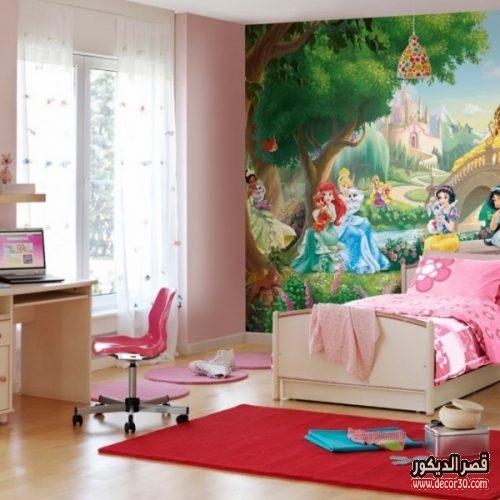 ديكورات غرف نوم أطفال مودرن 2018