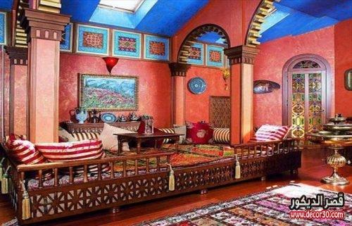 صالونات مغربية بالصور