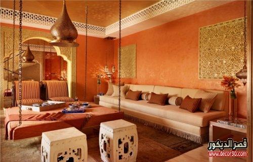 صالونات مغربية تقليدية