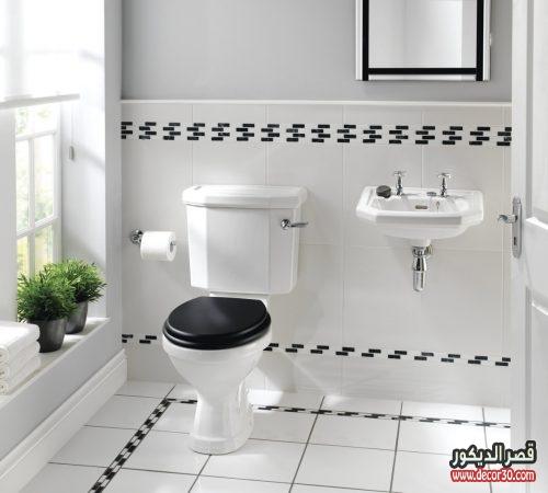 مساحة الحمام المناسبة