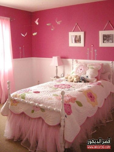 Girls Bedroom Ideas Pink Photos