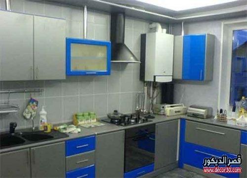 مطبخ صغير وانيق