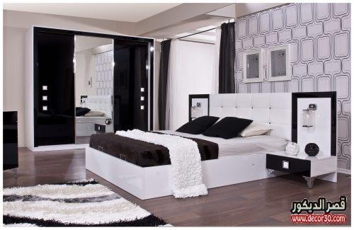 كتالوج غرف نوم مودرن كاملة