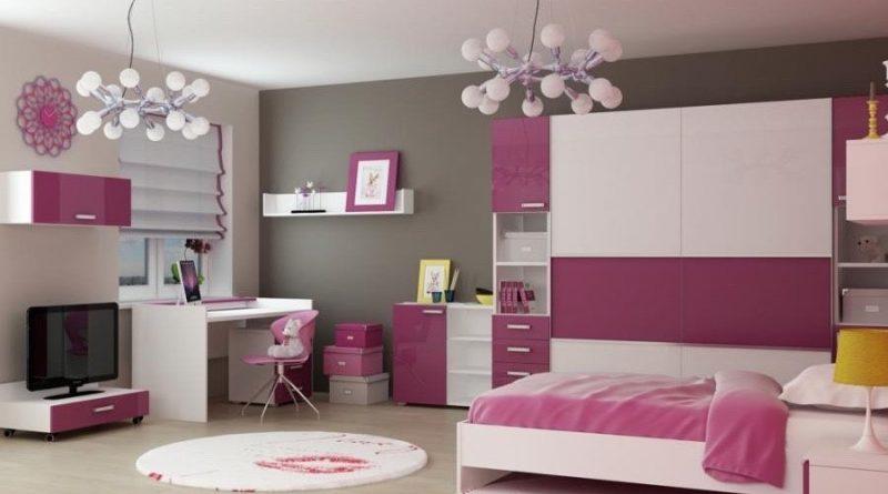 ديكورات غرف نوم الاطفال مودرن