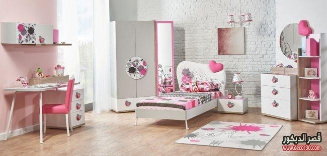 ديكورات غرف نوم الاطفال