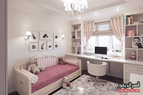 غرف نوم للبنات الكبار,