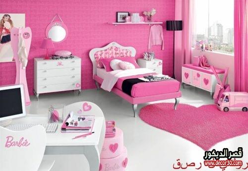 اجمل صور غرف نوم بنات