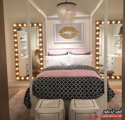 تصاميم غرف نوم بنات كبار