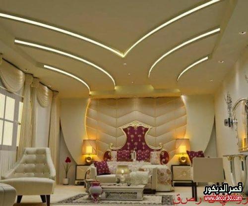 تصميم غرفة نوم رئيسية فخمة 2019
